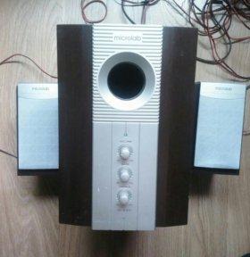 Microlab Акустическая система с сабвуфером стерео