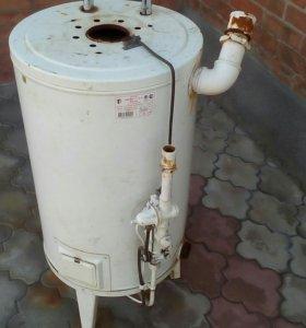 Газовый котел напольный