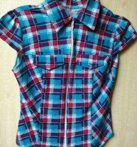 Рубашка на замке
