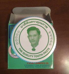 Тайская ,травяная зубная паста
