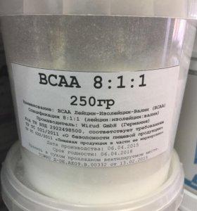 BCAA 8:1:1 250 gr