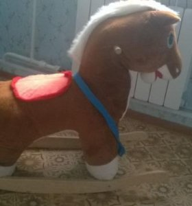 Качалка-пони