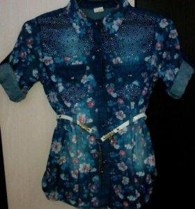 Рубашечка для модницы