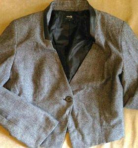 Короткий пиджак oodji