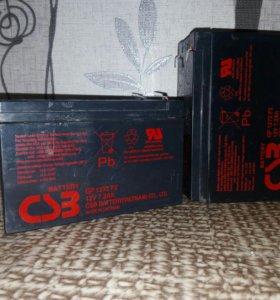 Аккумулятор CSB GP 1272F2