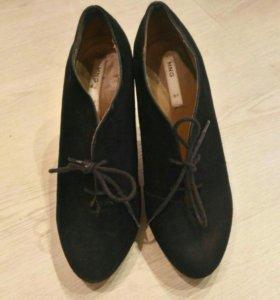 Туфли МANGO 35-36 размер
