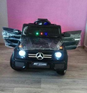 Электромобиль Мерседес GW(VIP Black Edition)