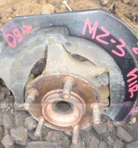 Кулак поворотный передний Mazda 3 (BL) 2009-2013