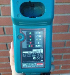 Зарядное устройство для аккумуляторов Makita