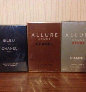 Chanel ,мужские .