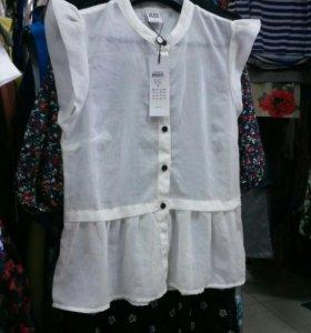Блузы 44,46,48