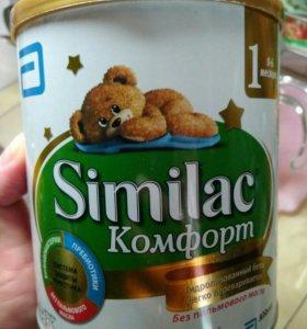 Сухая смесь 0-6мес Симилак(Similac)