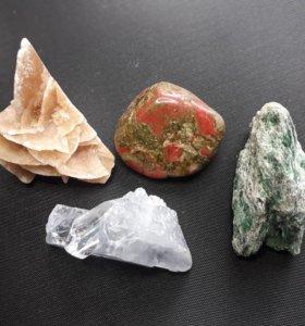 Коллекция минералов от DeAgostini