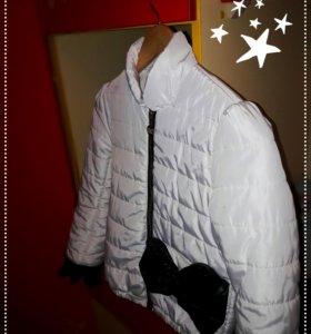 Курточка для маленькой леди💕