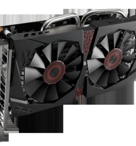Asus Strix NVidia GeForce 750 ti(2bg)
