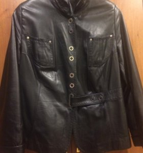 Кожаная куртка р 50-54