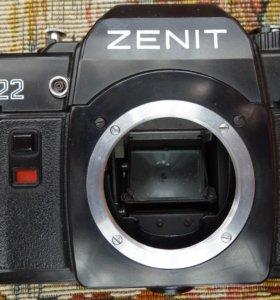 """Продам фотоаппарат """"зенит-122"""" без объектива"""