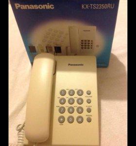 Телефон новый Panasonic