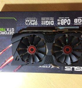 Продам видеокарту GeForce GTX 780 6gb