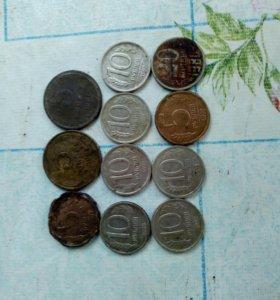 Продам ! Ссср монеты интересен обмен.