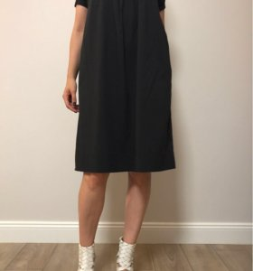 Платье чёрное, 42-44