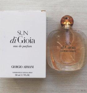 Тестер Giorgio Armani Sun 50мл.