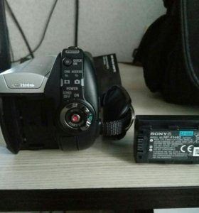Камера dcr-sr45