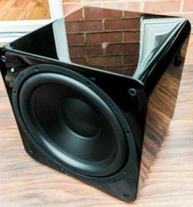 Новый сабвуфер SVS SB-1000 piano black