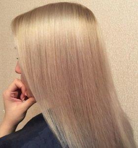 Кератин на волосы