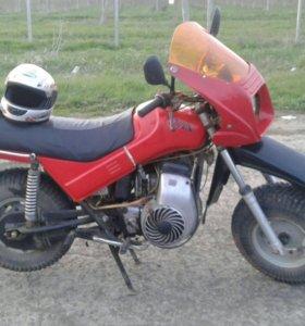 Продам мотоцыкл повышеной проходимости тула