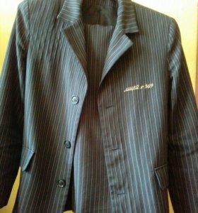 Школьная форма - пиджак и штаны для лицея 369