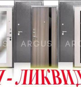 межкомнатные двери,и сейф двери