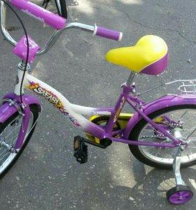 """Новый велосипед Safari proff 18"""""""