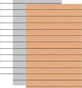Экономпанели 3 цвета(ламинат 2400*1200 мм)