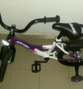Новый велосипед Safari