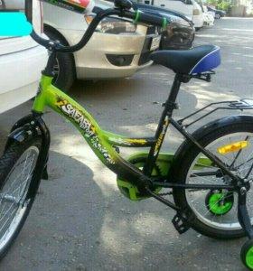 Новый велосипед Safari proff