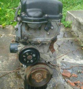 Двигатель от Альмеры