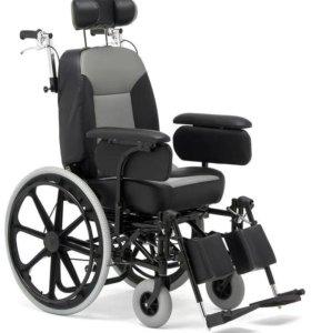 Продам новую инвалидная кресло-коляску .