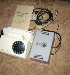 Телефон дисковый для слабослышащих тау-5108