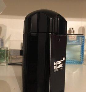 Mont Blanc EMBLEM for men 100 ml edt test NEW