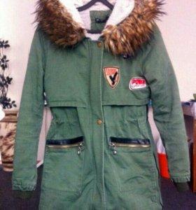 Куртка(парка) женская