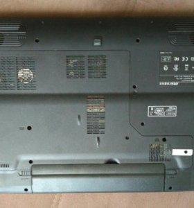 Игровой ноутбук MSI GE70