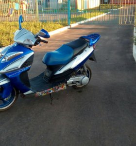 Скутер 150 cc
