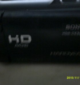 sony hdr-cx360e handycam