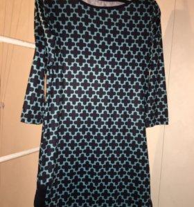 Новое Красивое тонкое платье р.44-46