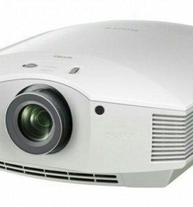 Новый 3D проектор Sony VPL-HW45ES