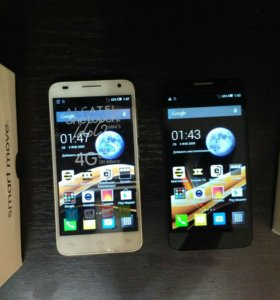 Мобильный телефон alcatel one touch 6036Y