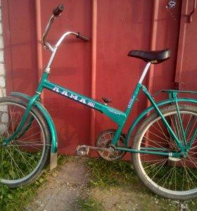 Велосипед Лама-люкс