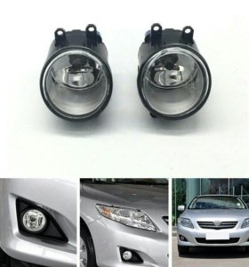 ПТФ Toyota Camry, Rav4, Corolla