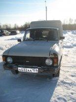 Москвич ИЖ-2715 (фургон) грузопассажирский